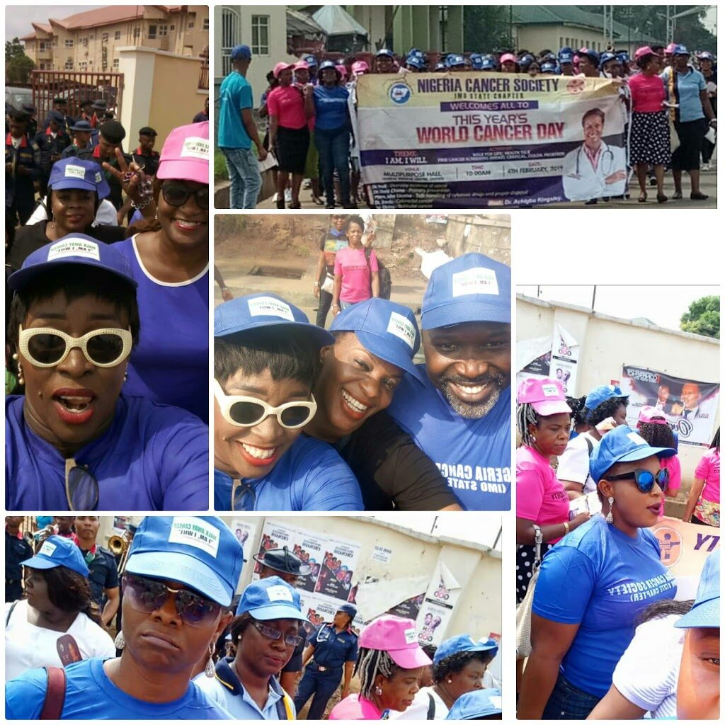 World Cancer Day in Owerri