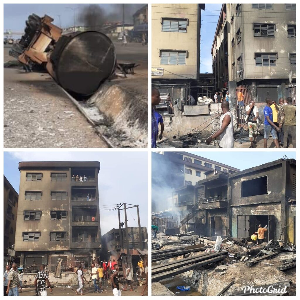 Black Wednesday in Onitsha -The fire outbreak! (Contains disturbing photography – Viewers' discretion is advised)
