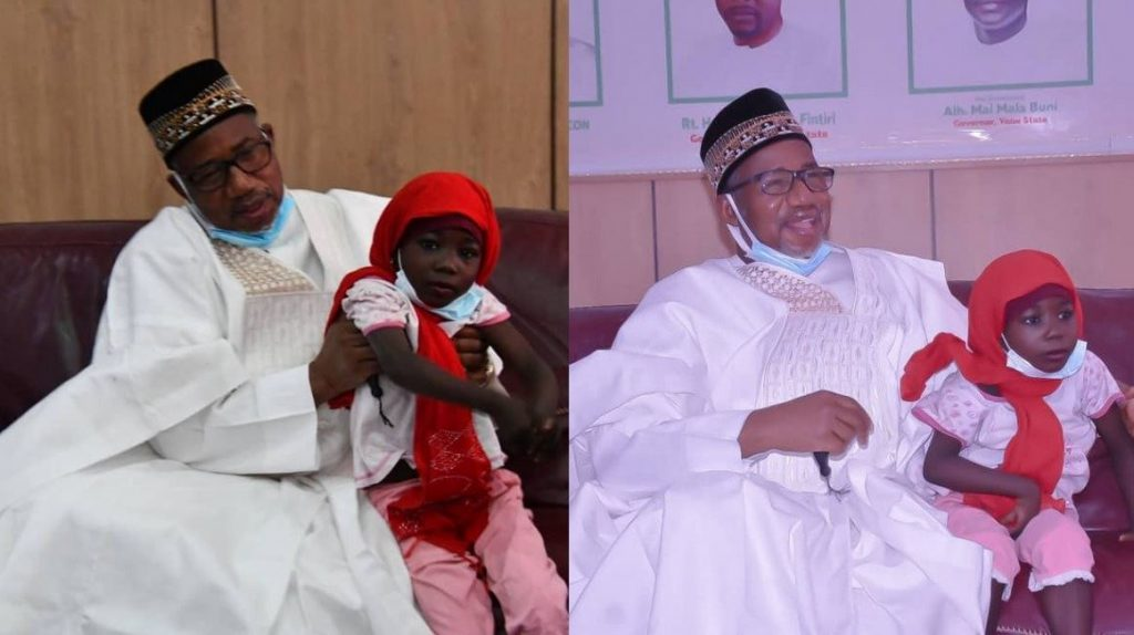 Six-year-old Girl Whose Genital Was Mutilated By Ritualists Returns Home