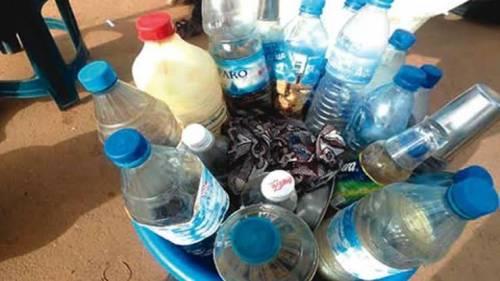 Shocking! Two Senior Police Officers Die After Taking Local Herbal Drink In Ekiti