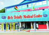 Marketing Officer at Holy Trinity Hospital, Lagos State